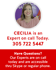 Cecilia can help you!